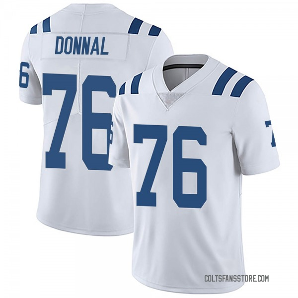 Andrew Donnal Indianapolis Colts Limited White Vapor Untouchable Jersey